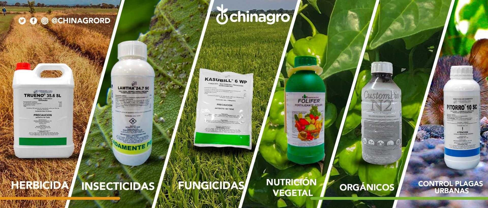 insumos agrícolas república dominicana